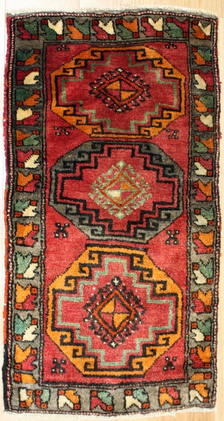 Beautiful Turkish Rug R7925