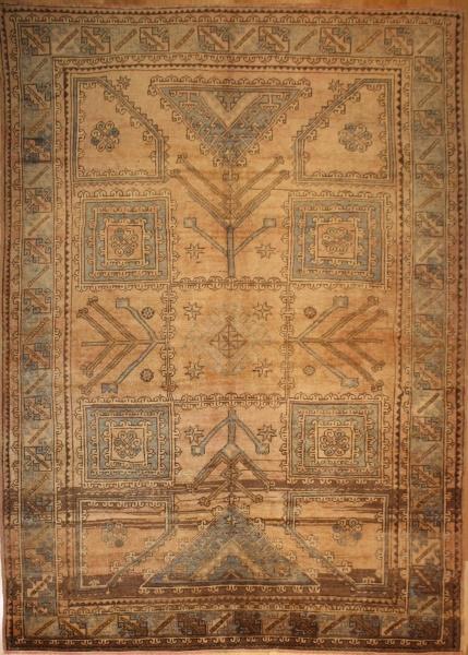 R5879 Beautiful Turkish Village Carpet