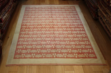 R8790 Beautiful Vintage Bessarabia Kilim Rugs