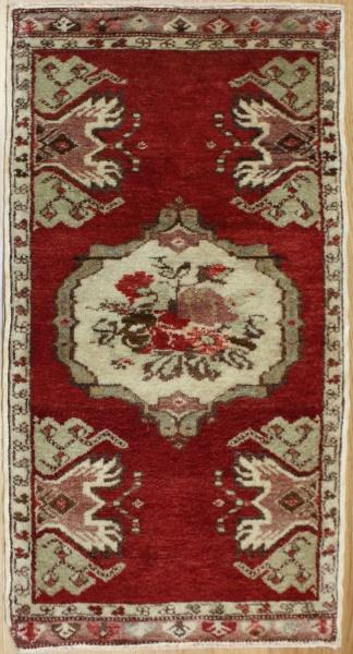 Beautiful Vintage Oriental Rugs R7976