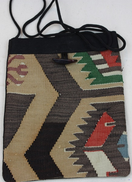 Bulgarian Kilim Handbag H61