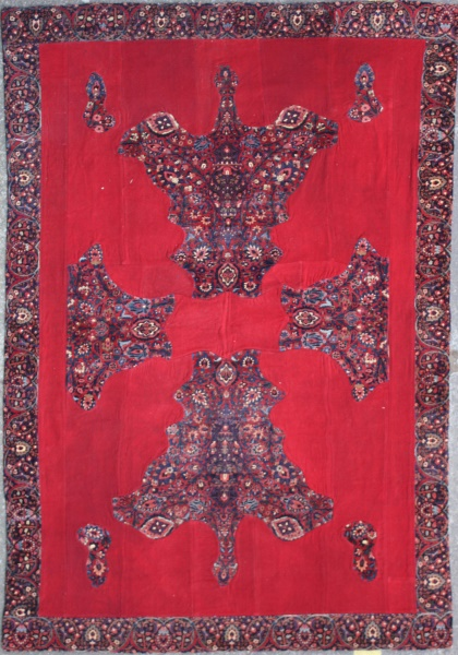 R3761 Carpet Patchwork