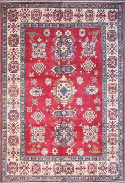 R7287 Caucasian Kazak Carpet