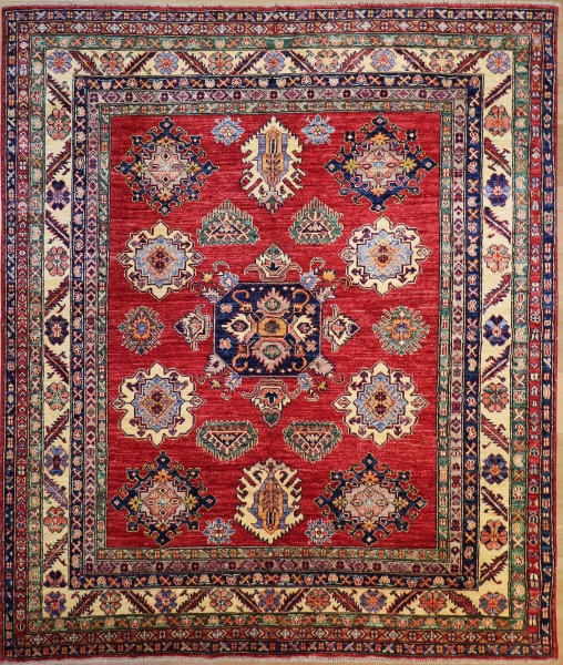 R7699 Caucasian Kazak Carpet