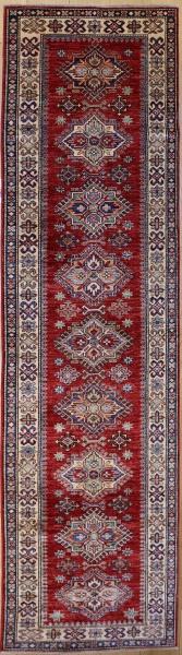 R7682 Caucasian Kazak Carpet Runner