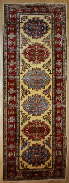 Caucasian Kazak Carpet Runner R7683
