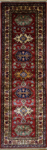 R9250 Caucasian Kazak Carpet Runners