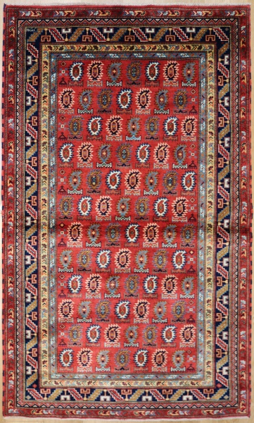 R6711 Caucasian Shirvan Rug