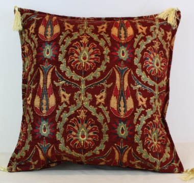 A14 Chenille fabric Cushion Cover