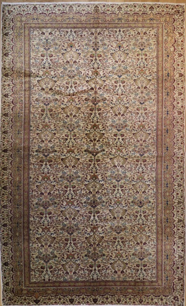 R8590 Decorative Antique Persian Carpet