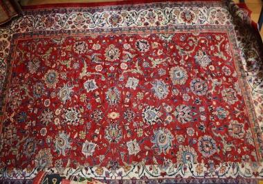Decorative hand woven Persian Mahal Carpet R7789