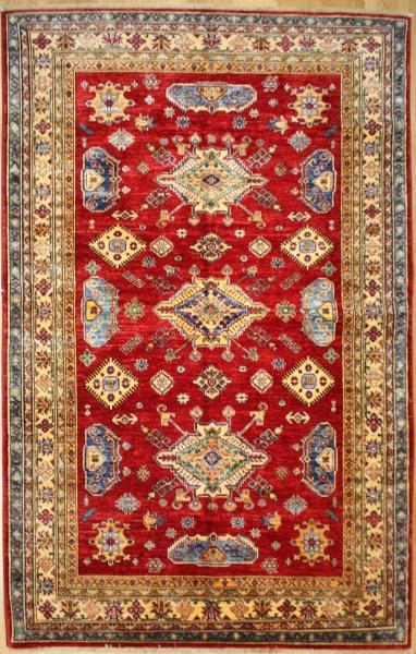 R8800 Decorative Handmade Kazak Carpets