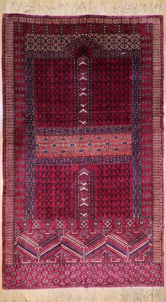 R6958 Ensi Silk and Wool Rug