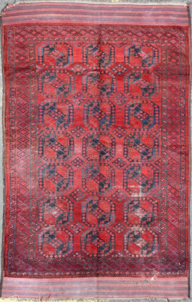 R1504 Antique Ersari Carpet