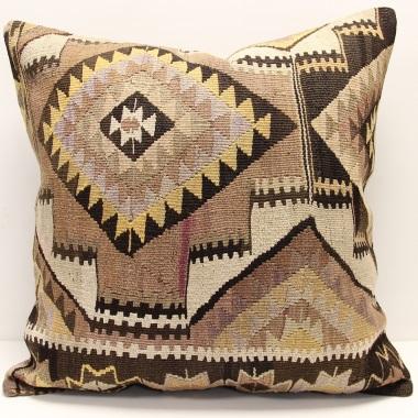 XL468 Extra Large Persian Antique Kilim Cushion Cover