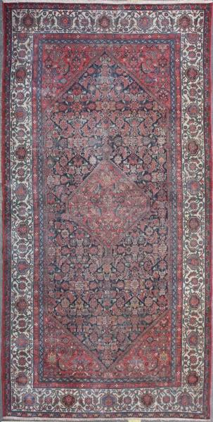 F637 Antique Persian Feraghan Carpet