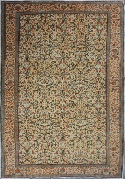 R3711 Fine Antique Turkish Carpet