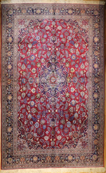 R7964 Fine Persian Tabriz Carpet