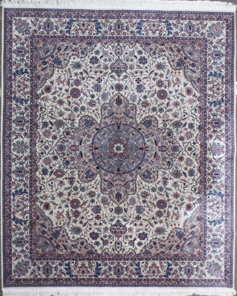 R7405 Fine Persian Tabriz Carpet