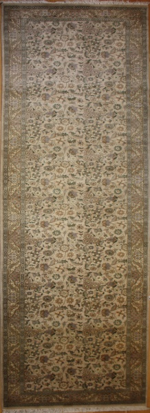 R8430 Fine Persian Tabriz Carpet Runners
