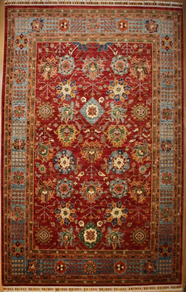 R8370 Fine Persian Ziegler Carpet