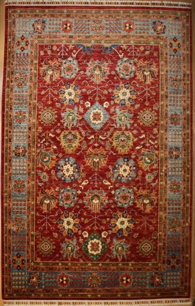 R8370 Fine Persian Ziegler Carpet