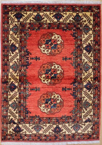 R6747 Fine Turkoman Rug