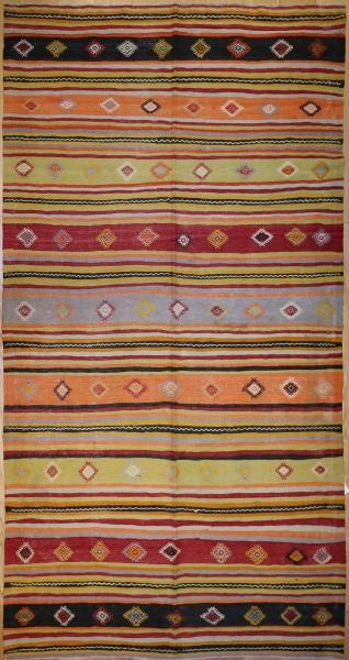 R9138 Flat Weave Kilim Rugs