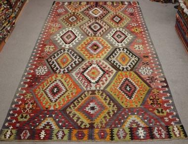 R8768 Flat Weave Kilim rugs