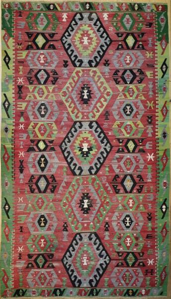 R8771 Flat Weave Kilim rugs