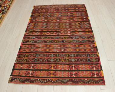 R9148 Flat Weave Turkish Cicim Kilim rugs