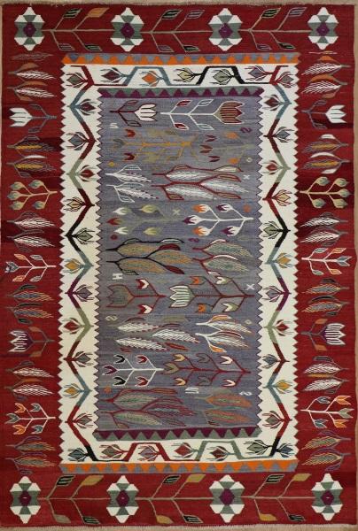 R9143 Flat Weave Turkish Kilim rugs