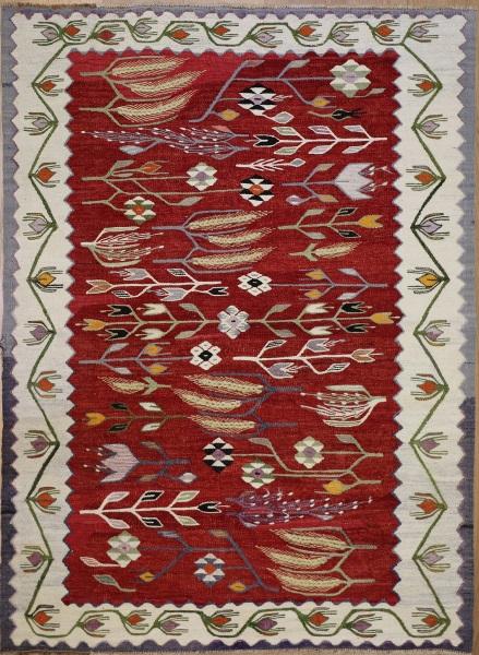 R9145 Flat Weave Turkish Kilim rugs