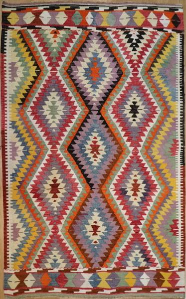 R9156 Flat Weave Turkish Kilim rugs
