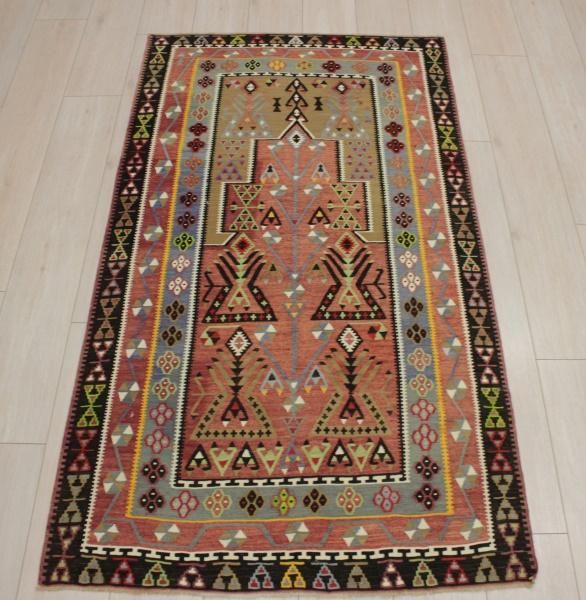 R9167 Flat Weave Turkish Kilim rugs