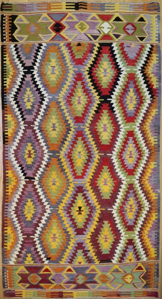R9179 Flat Weave Turkish Kilim rugs