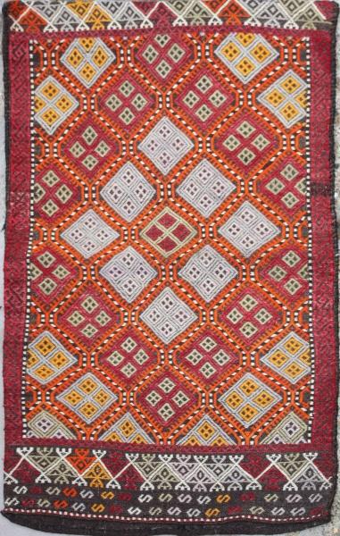 R5465 Kilim Floor Cushion Cover