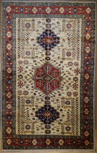 R7962 Gorgeous Caucasian Kazak Carpets