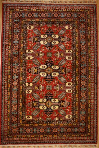 R8286 Gorgeous Caucasian Kazak Carpets