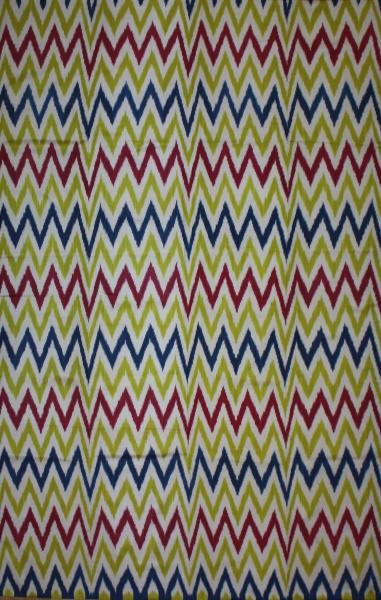 R8324 Hand woven silk Ikat Textiles