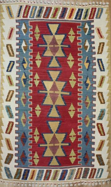 R8248 Gorgeous New Kilim Rugs
