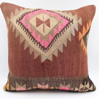 L511 Hand Woven Kilim Cushion Cover