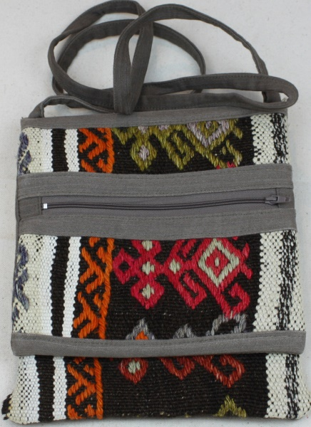 Hand Woven Kilim Handbag H80