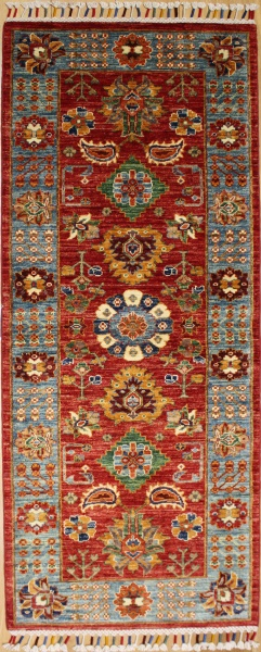 Hand Woven Persian Carpet Runners R8806