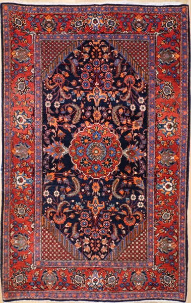 R8608 Hand Woven Persian Rugs