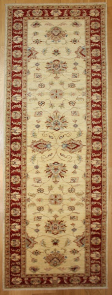Hand Woven Persian Ziegler Carpet Runners London R7687