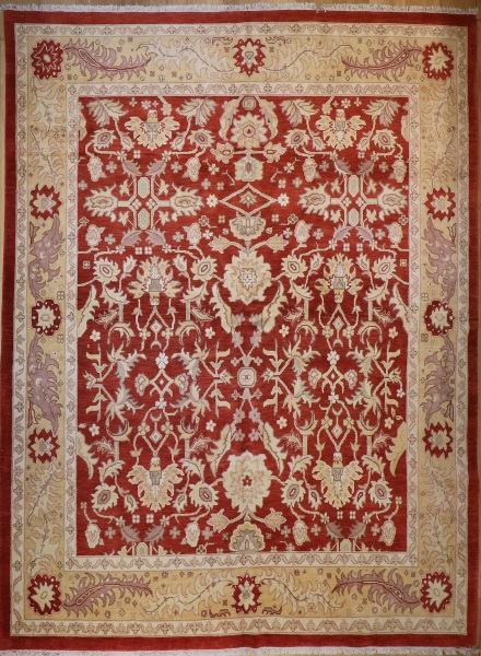 R1121 Hand Woven Persian Ziegler Carpets