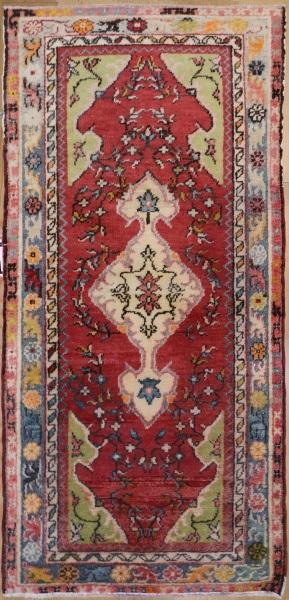 R8584 Hand Woven Turkish Anatolian Rug