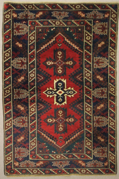 Hand Woven Turkish Rugs R7895