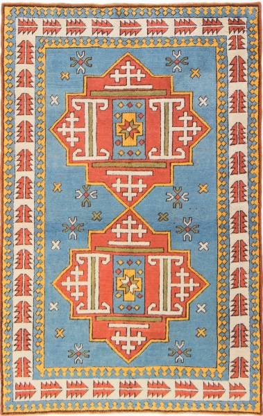 R9049 Hand Woven Vintage Anatolian Carpets